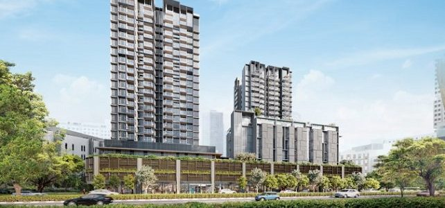 Mixed Development in Pasir Ris to be called Ryse Residences